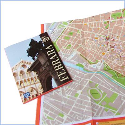 Ferrara City Map 2014 - Mappa