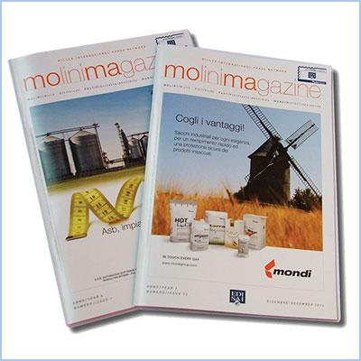 Molini Magazine gen feb 2015 - Rivista
