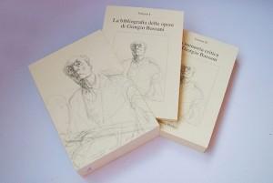 bibliografia delle opere di Giorgio Bassani