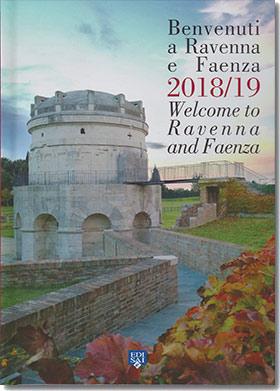 copertina benvenuti a ravenna e faenza 2018 2019